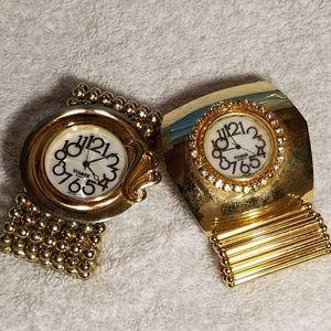 Visage Deco Watches